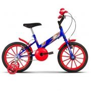 Bicicleta Infantil ARO 16 Azul