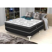 Cama Box  Newsonno Diamante 1.58x1.98