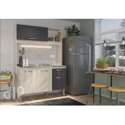 Cozinha Katy IRM Crema/Grafite