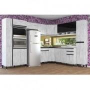 Cozinha Modulada Persa Indekes 8 Peças