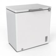Freezer Midea 205L Horizontal RCFB22 Branco 1 Tampa