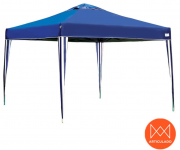 Gazebo Mor X-FLEX Oxford Azul