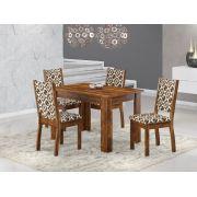 Mesa Com 4 cadeiras Primus