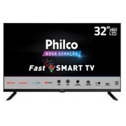 "Smart TV HD D-LED 32"" Philco PTV32G70SBL"