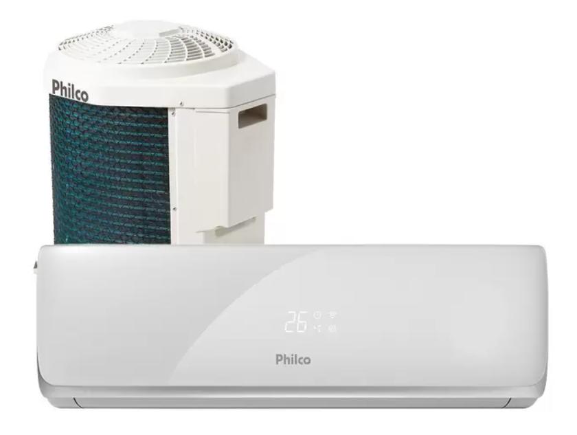 Ar Condicionado 12.000BTU Philco 220V