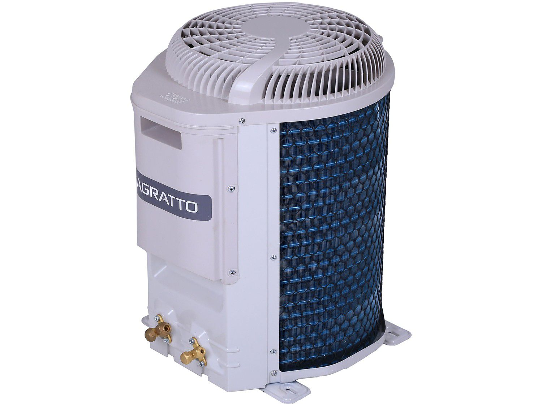 Ar Condicionado Split Agratto 9.000 BTUs Quente e  Frio - 220V
