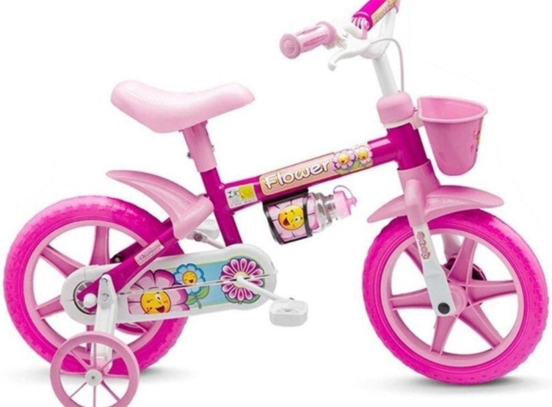 Bicicleta Bicicenter Aro 12 Flower Nathor