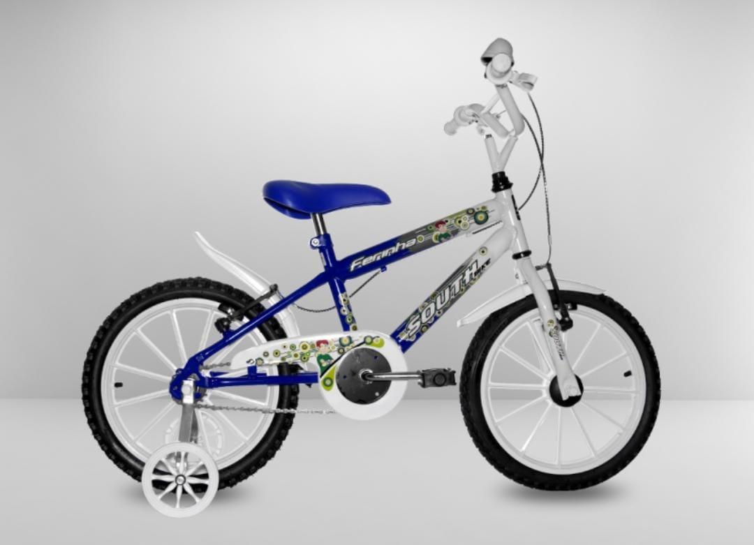 Bicicleta Bicicenter Aro 16 Azul