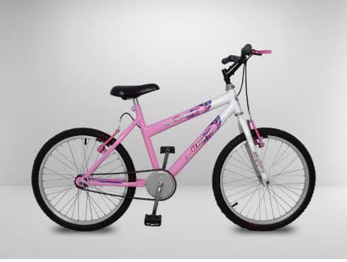Bicicleta Bicicenter Aro 20 Rosa