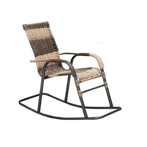 Cadeira Balanço Bela Ferro