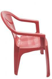 Cadeira Plástico Vermelha Plastable