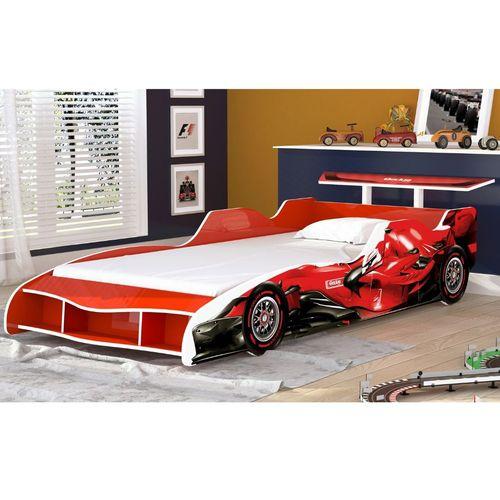 Cama Infantil Carro F1 Gelius