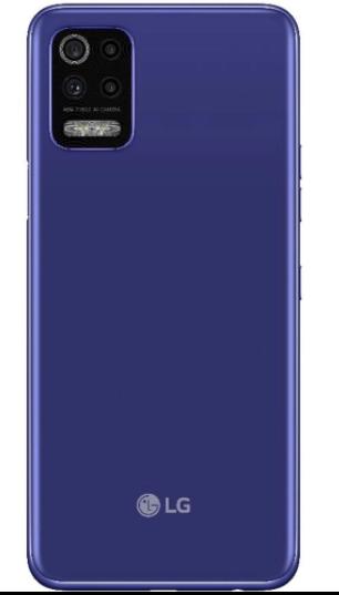Celular LG K62 64GB Azul