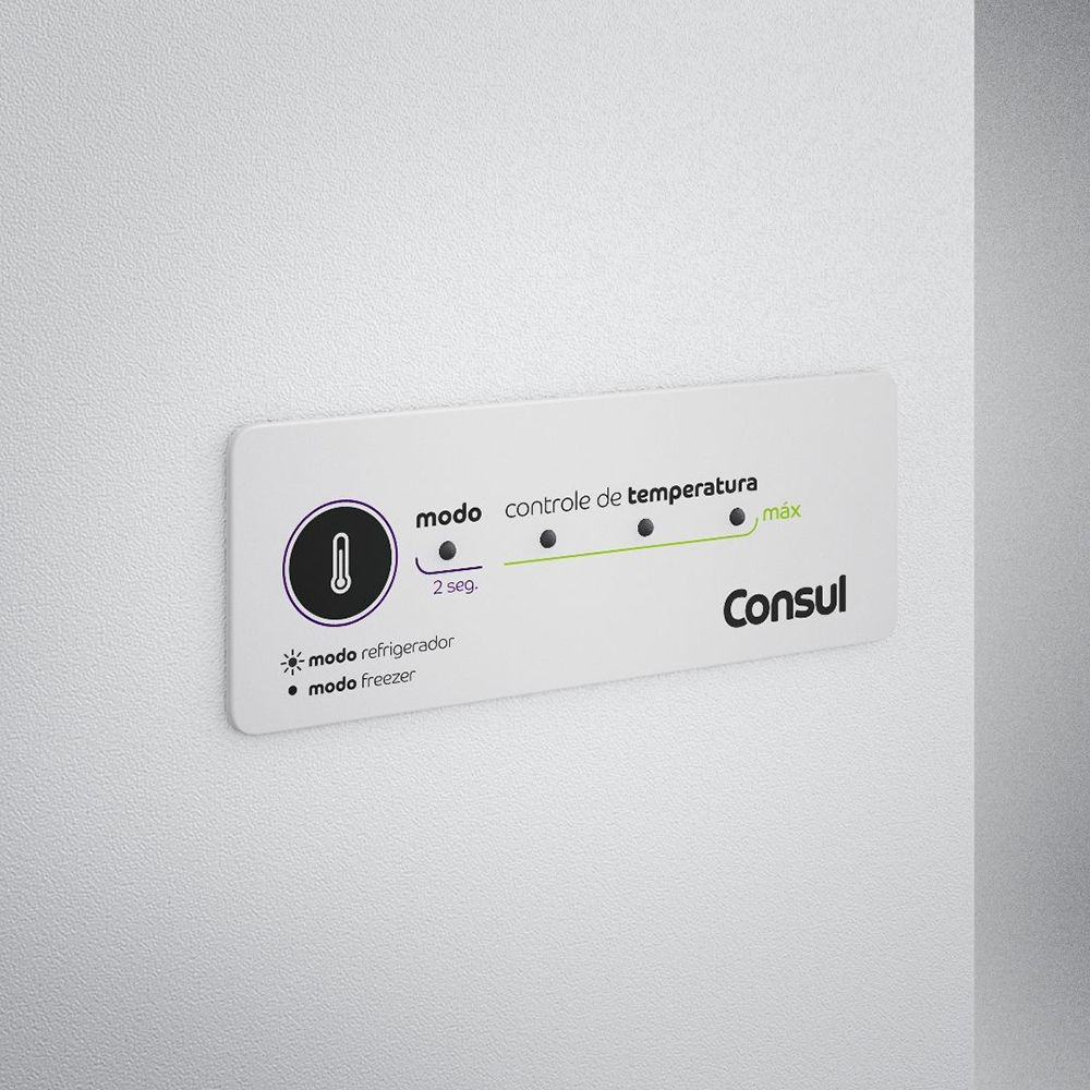 Freezer Consul Horizontal 414L CHB42