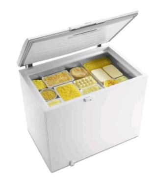 Freezer Horizontal 305 Litros H300 Branco - Electrolux 220V