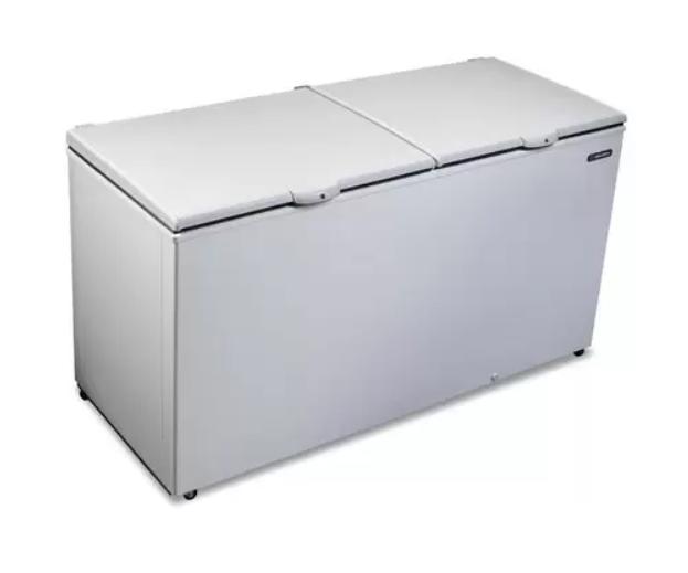Freezer Horizontal Metalfrio 546 Litros DA550 Branco 220V