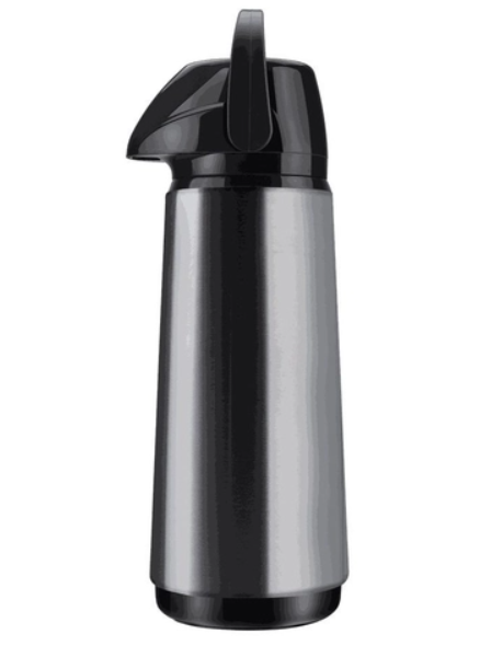 Garrafa Termica Invicta Air Pot 1.8L Inox Slim