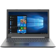 "Notebook Lenovo IdeaPad 330 Intel Core i3 7020U 15,6"" 4GB HD 1 TB Windows 10 7ª Geração"
