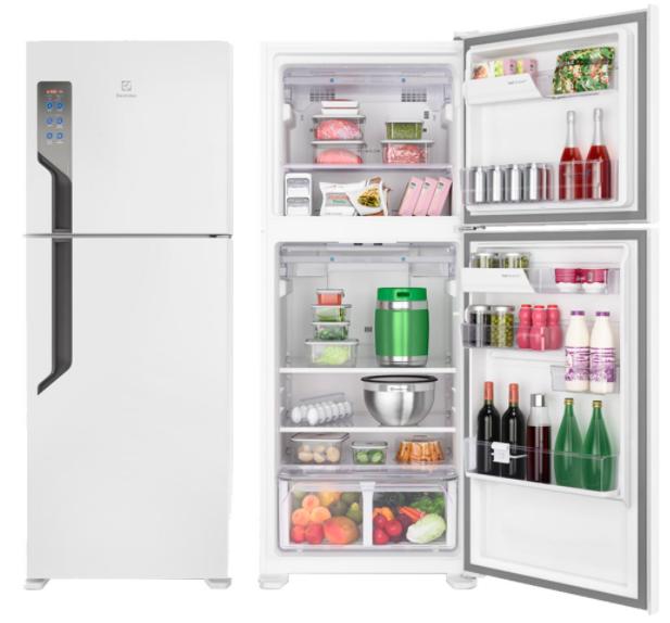 Refrigerador Electrolux 431L 2P TF55 Branca 220V