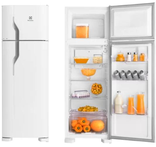 Refrigerador Electrolux DC44 - 362 Litros Branco 220V