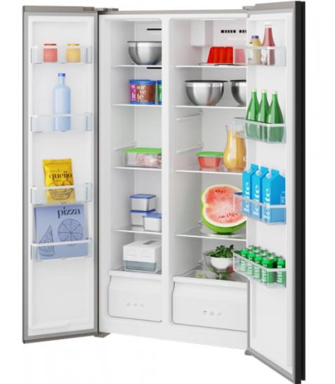 Refrigerador Side By Side Inox