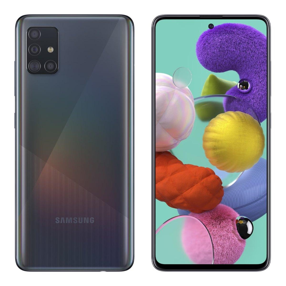 Samsung Galaxy A51 Cinza