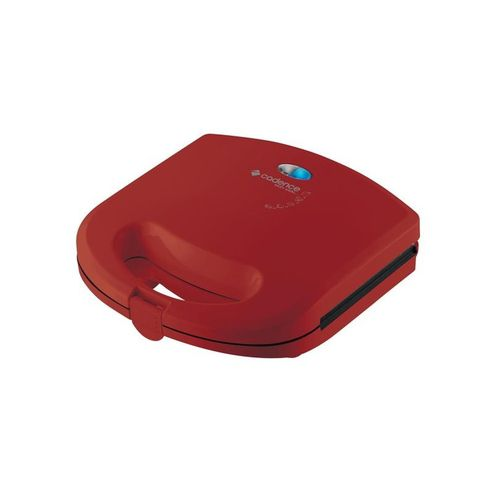Sanduicheira Cadence Vermelha 220V