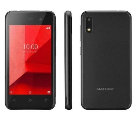 Smartphone Multilaser E Lite P9126 32GB Preto