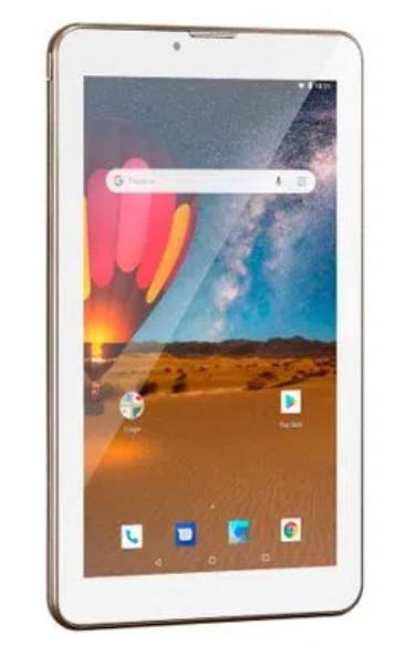 Tablet Multilaser M7 3G NB306 Dourado