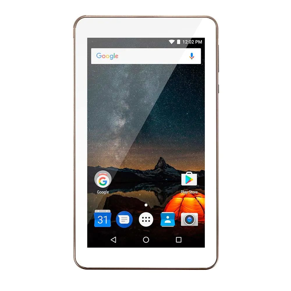 """Tablet Multilaser M7S Plus NB275 8GB Wi-Fi Tela 7"""" Android 7.0 Quad Core"""