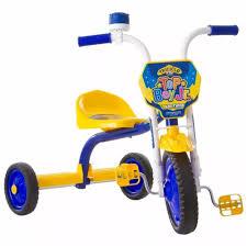 Triciclo Boy Azul