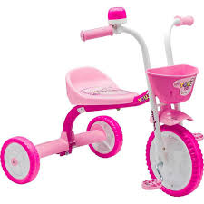 Triciclo Girl Rosa