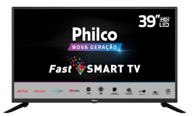 TV 39P Philco Smart HD PTV39G60S