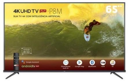 Tv 65p TCL 65p8m