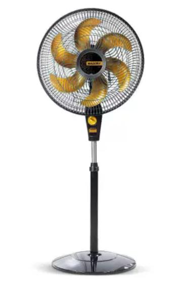 Ventilador Delfos Mallory TS Preto Gold220V