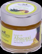 Geleia Premium de Abacaxi com Vinho Branco Vila don Patto  195g