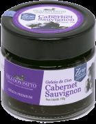 Geleia Premium de Uva Cabernet Sauvignon Vila don Patto Zero Açúcar 195g