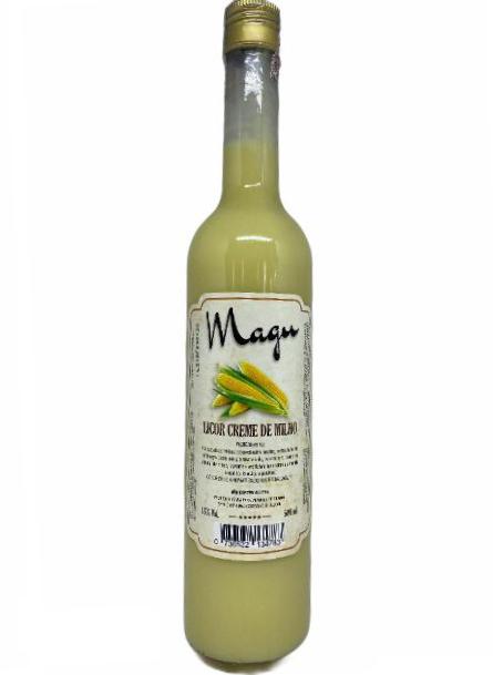 Licor Creme de Milho Magu 500ml  - Empório Don Patto