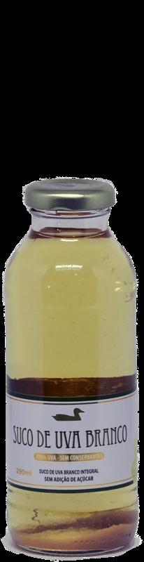 Suco de Uva Branco Integral Don Patto 290ml  - Empório Don Patto