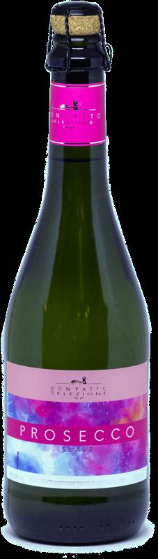 Vinho Don Patto Selezione Frisante Prosecco Suave 660ml  - Empório Don Patto
