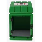 Máquina de Secar Animais Compacta Verde
