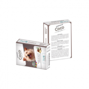 Sabonete Coco Pet Clean 80g