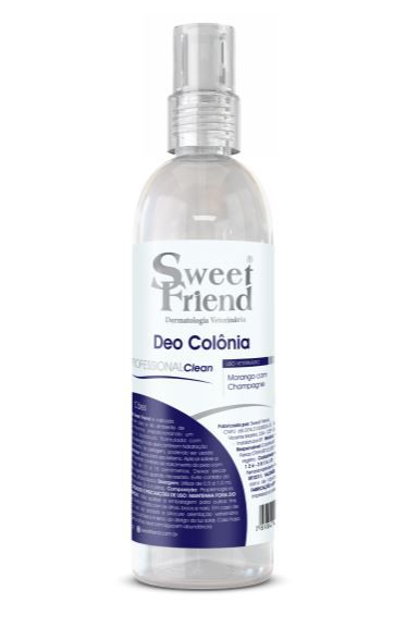 Deo-Colônia Sweet Friend Morango e Champagne 250ml