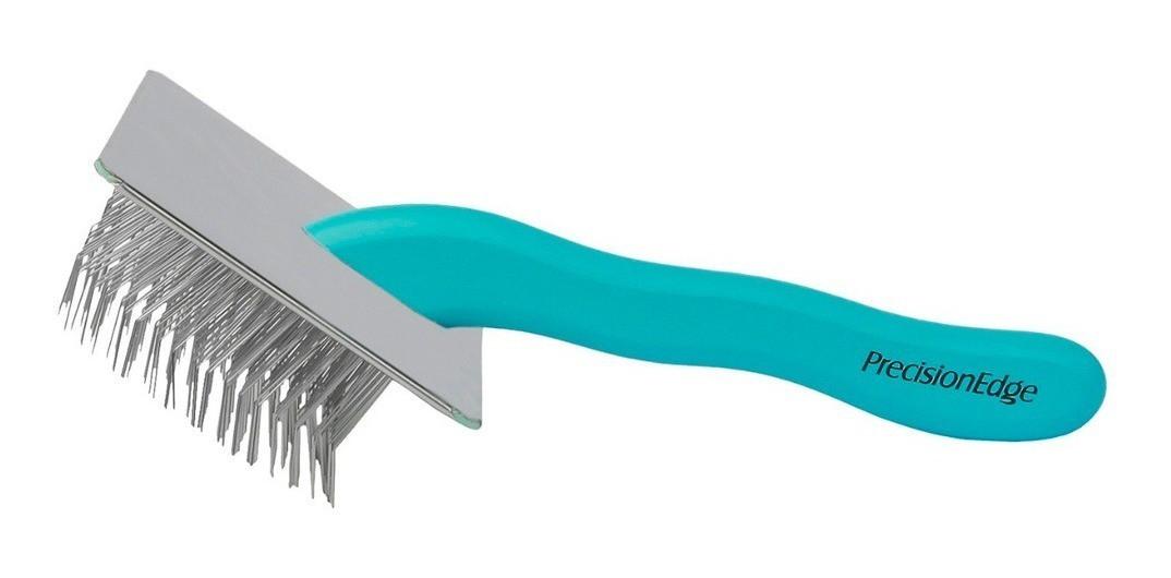 Rasqueadeira PrecisionEdge Extra Grande Cerdas Longas