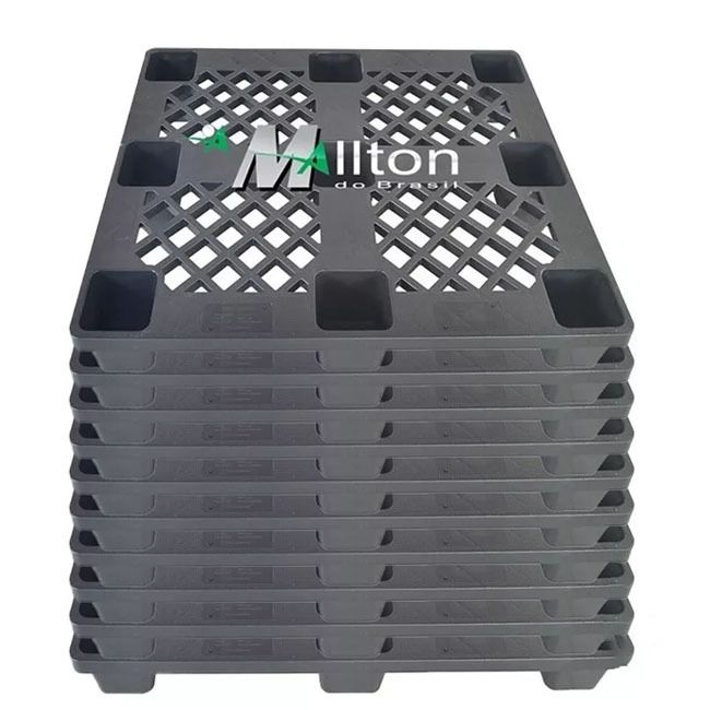 Pallet Plástico Mallton MB001 X10 Und
