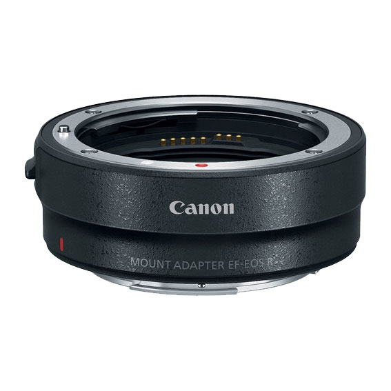 Adaptador Canon Mount EF-EOS R para Lentes Canon EF