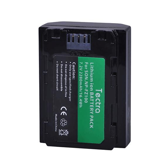 Bateria Recarregável Tectra NP-FZ100 para Sony