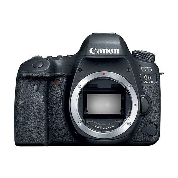 Câmera Canon 6D Mark II (Somente o Corpo)