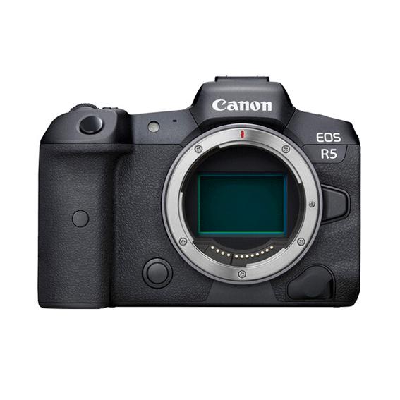 Câmera Canon EOS R5 Mirrorless 8K (corpo)