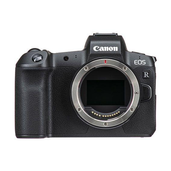 Câmera Canon EOS R Mirrorless com Adptador (Somente o Corpo)